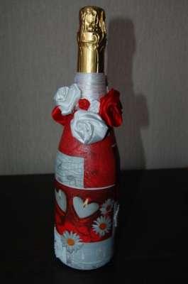 Свадебная бутылка_1