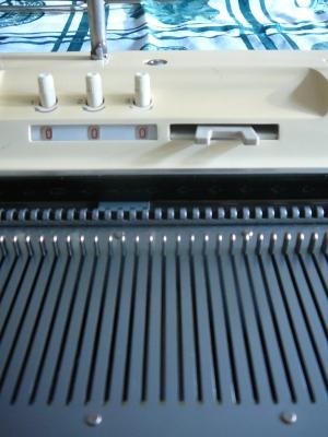 Моя машинка Brother KH-868_1