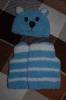 Детская шапочка и жилетка_1