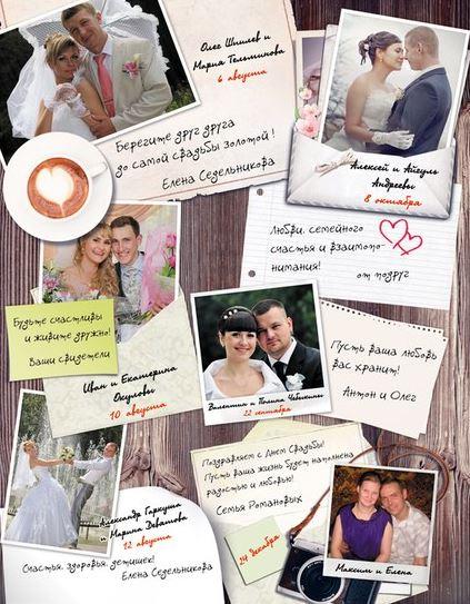 Идеи поздравлений на свадьбу для друзей