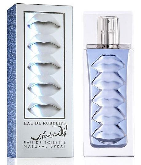 Набор salvador dali eau de rubylips set (edt 50ml+ b/lot 100ml)