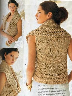 Модели из журнала Vogue Knitting 2009