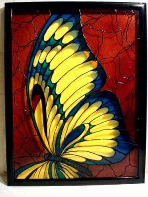 Картины. Роспись по стеклу._2