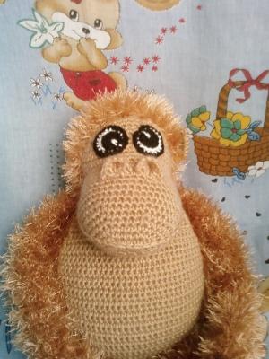Орангутанг Луи